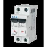 Автоматические выключатели EATON PL6 (6 кА), PL7 (10kA), PLHT, FAZ, PLSM