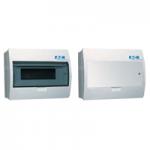 Распределительные щитки EATON BC-ECO, встраиваемые KLV-U и навесные шкафы IKA
