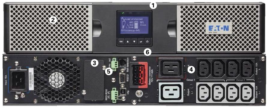 Eaton 9PX 3000 ВА